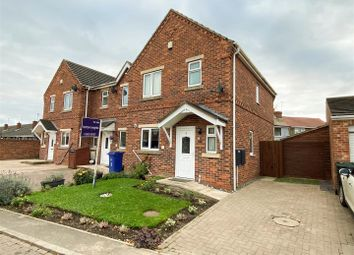 Thumbnail 3 bed property for sale in Sunnymede View, Askern, Doncaster
