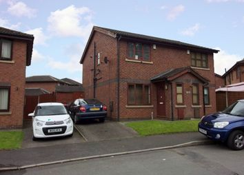 Thumbnail 2 bedroom property for sale in Kersal Way, Salford
