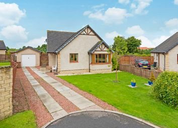 Thumbnail 4 bed detached bungalow for sale in Burnside Terrace, Addiewell, West Calder
