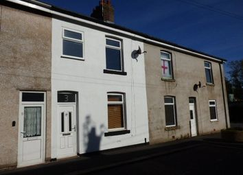 Thumbnail 3 bedroom terraced house to rent in Hapton Street, Thronton- Cleveleys, Lancashire