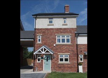 Thumbnail 4 bed terraced house for sale in Whitehall Drive, Broughton, Preston