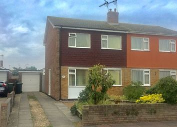Thumbnail 3 bed semi-detached house for sale in Fraser Avenue, Eastbourne
