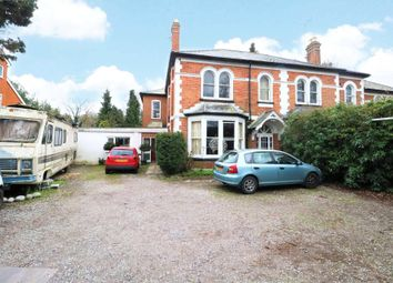 Sandhurst Road, Crowthorne, Berkshire RG45. 8 bed semi-detached house