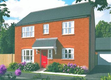 Thumbnail 3 bed semi-detached house for sale in The Japonica, Bramshall Green, Bramshall