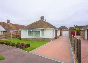 Thumbnail 3 bed detached bungalow for sale in Maybush Drive, Chichester