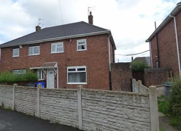Thumbnail 3 bedroom semi-detached house for sale in Charnock Place, Fegg Hayes, Stoke-On-Trent