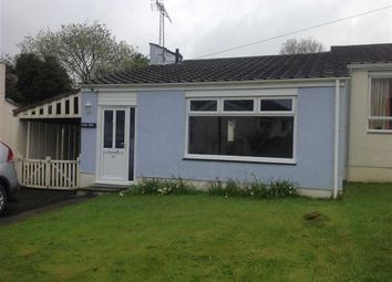 Thumbnail 2 bed semi-detached bungalow for sale in The Moorings, St Dogmaels, Cardigan