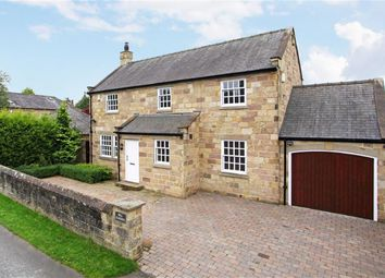 Thumbnail 4 bed detached house to rent in Back Lane, Ripley, Harrogate
