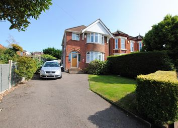 Manor Farm Road, Southampton SO18. 3 bed detached house
