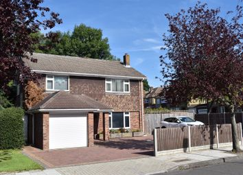 Thumbnail 4 bed detached house for sale in Norman Close, Orpington