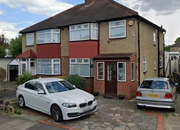 3 bed semi-detached house to rent in Roundaway Road, Clayhall, Ilford IG5