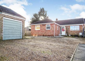 3 bed semi-detached bungalow for sale in Post Office Close, Lingwood, Norwich NR13