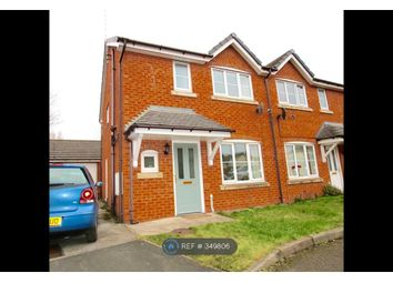 Thumbnail 3 bed semi-detached house to rent in Windmill Close, Buckley
