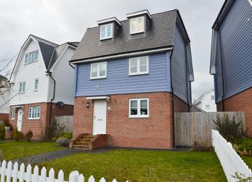 Thumbnail Detached house to rent in Carmelite Road, Aylesford
