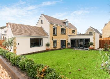 Thumbnail 3 bed detached house for sale in Cheltenham Road, Painswick, Gloucestershire