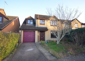 Thumbnail 4 bed detached house for sale in Excelsior Gardens, Duston, Northampton