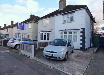 Thumbnail 2 bedroom semi-detached house for sale in Excelsior Avenue, Alvaston, Derby
