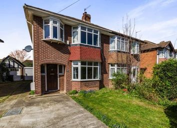 Thumbnail 3 bedroom semi-detached house for sale in Cheshire Gardens, Chessington, Surrey, Na