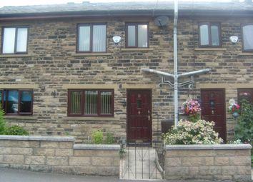 Thumbnail 3 bed terraced house for sale in Crowtrees Lane, Rastrick, Brighouse, West Yorkshire