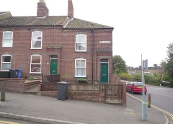 Thumbnail 3 bed end terrace house to rent in Green Hills Road, Norwich