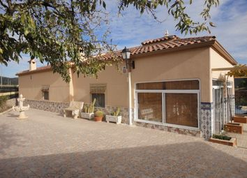 Thumbnail 3 bed country house for sale in Monover, Alicante, Spain