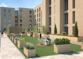 Thumbnail 1 bed flat for sale in Plot 39 - City Garden Apartments, St. Georges Road, Glasgow