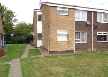 Thumbnail 2 bedroom flat to rent in Gullane Drive, Hull