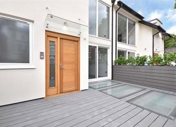 Thumbnail 4 bedroom property for sale in Westbere Road, West Hampstead Borders