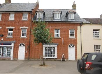 Thumbnail 2 bed flat to rent in South Street, Bridport