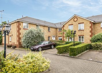 Thumbnail 1 bedroom flat for sale in Wentworth Court, Waterside Close, Surbiton