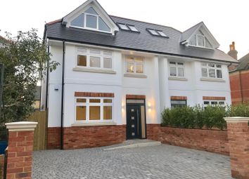 Thumbnail 4 bed semi-detached house for sale in Sandringham Road, Parkstone, Poole