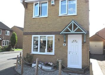 Thumbnail 3 bed detached house for sale in Roman Drive, Nottingham