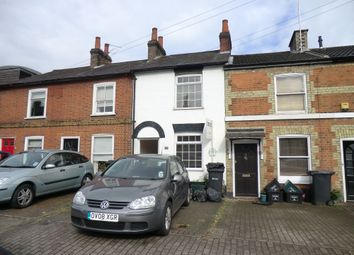 Thumbnail 2 bed terraced house to rent in Lattimore Road, St Albans