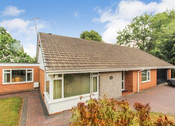 Thumbnail 4 bed bungalow for sale in Woodstone Avenue, Endon