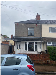 Thumbnail 3 bed end terrace house to rent in Kettlewell Street, Grimsby