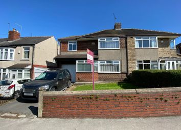 Thumbnail 3 bed semi-detached house for sale in Hurlfield Road, Gleadless