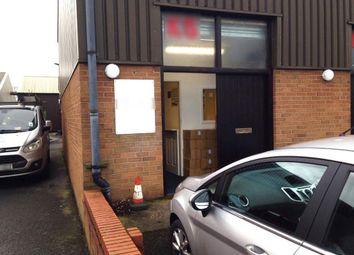 Thumbnail Warehouse for sale in Warrington WA3, UK