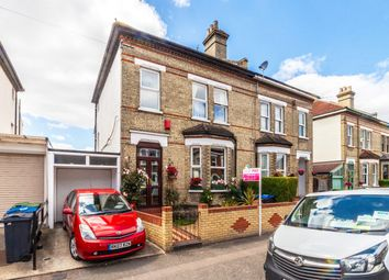 Thumbnail 4 bed semi-detached house for sale in Quadrant Road, Thornton Heath