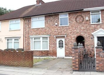 Thumbnail 3 bedroom terraced house to rent in Morningside Road, Liverpool, Merseyside