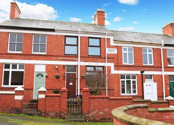 Thumbnail 2 bedroom terraced house for sale in New Hall Road, Wellington, Telford