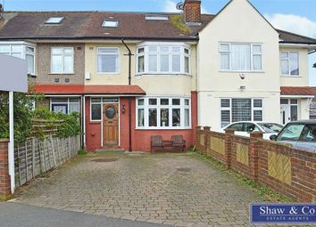 Thumbnail 4 bed terraced house for sale in Catherine Gardens, Hounslow, Middlesex