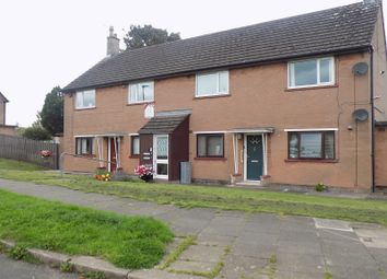 Thumbnail 2 bed flat for sale in Pennine Gardens, Carlisle