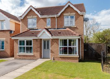 Thumbnail 4 bed detached house for sale in Caddon Avenue, Pontefract, West Yorkshire