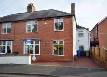 Thumbnail 4 bed semi-detached house for sale in Avondale Road, Chesterfield