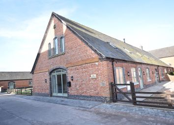 Thumbnail 4 bed barn conversion for sale in The Shippon, Aychley Barns, Market Drayton