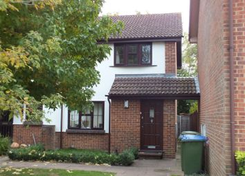 Thumbnail 3 bed semi-detached house to rent in Stanley Gardens, Burwood Park, Hersham, Walton-On-Thames