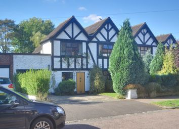 Thumbnail 4 bed semi-detached house for sale in Priory Avenue, Petts Wood, Orpington