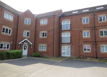 Thumbnail 2 bed flat for sale in Redhill Park, Hull