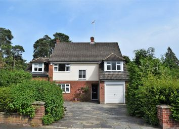 Thumbnail 4 bed detached house for sale in Elsenwood Cresent, Camberley, Surrey