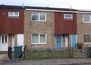 Thumbnail 3 bed terraced house to rent in Lavric Road, Aylesbury, Buckinghamshire